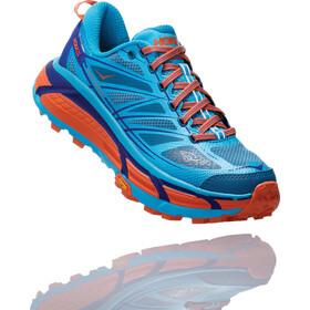 Hoka One One Mafate Speed 2 Zapatillas running Mujer, scuba blue/storm blue